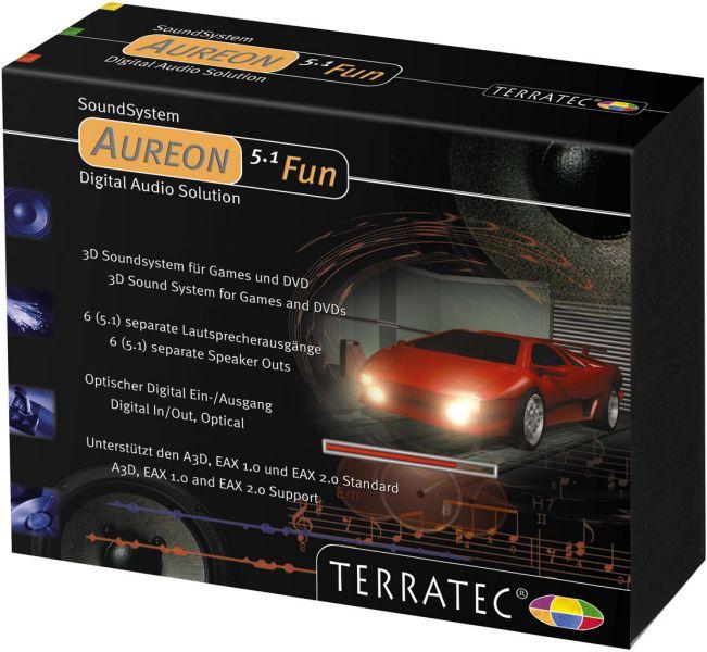 TerraTec Aureon 5.1 Fun Box