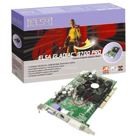 Elsa Gladiac 9700 Pro