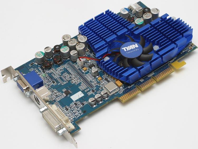 Tyan Tachyon G9700 Pro