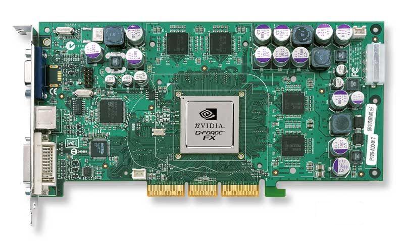 nVidia GeForceFX Referenzkarte