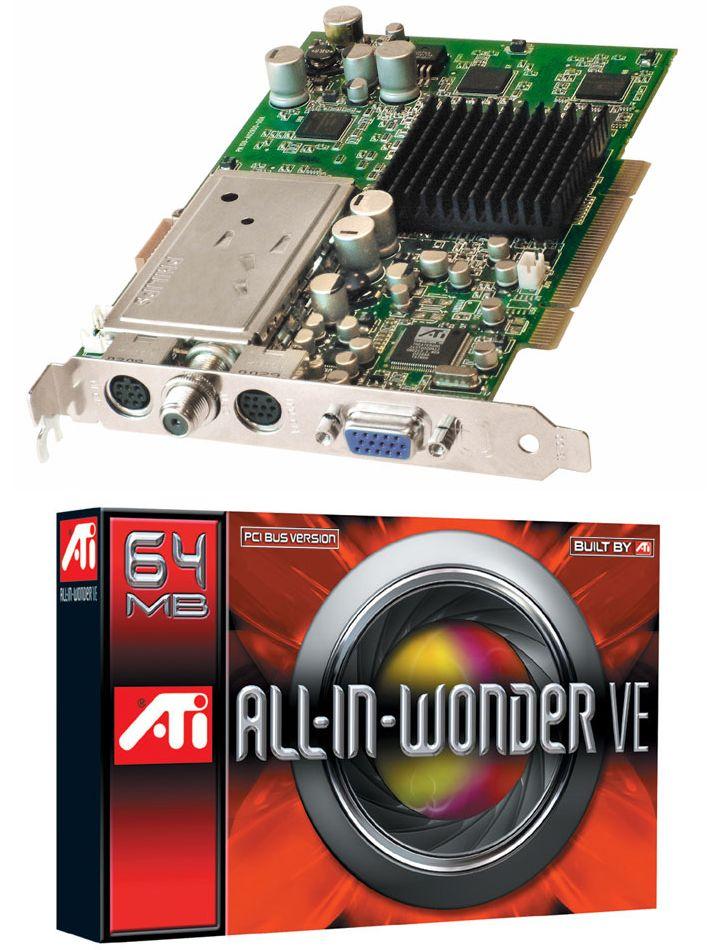 ATI All-In-Wonder VE