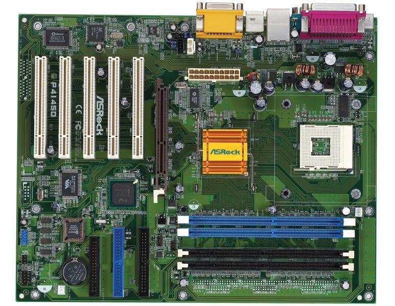 ASRock P4I45D Mainboard
