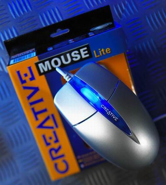 Creative Mouse Lite