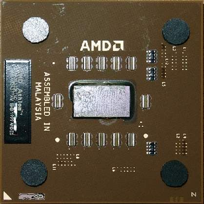 AMD Athlon XP (Barton) Engineering Sample