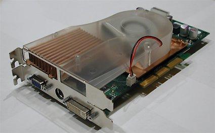 nVidia FX Flow Kühlsystem der GeForce FX