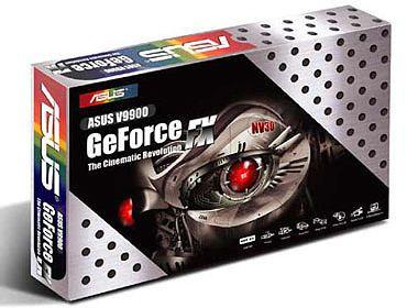 ASUS V9900 Box