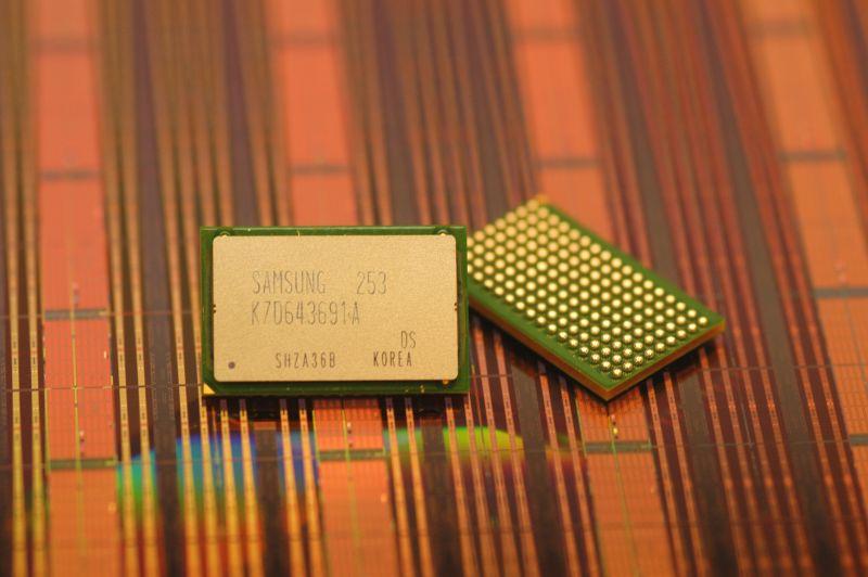 Samsung 72Mbit-DDR3-SRAM