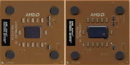 AMD Athlon XP Barton im Vergleich mit XP Thoroughbred