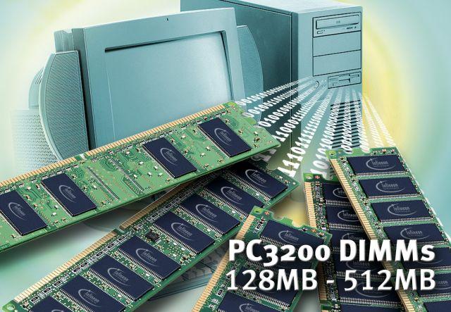 Infineon DDR400 Module