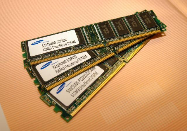 Samsung DDR400 Module