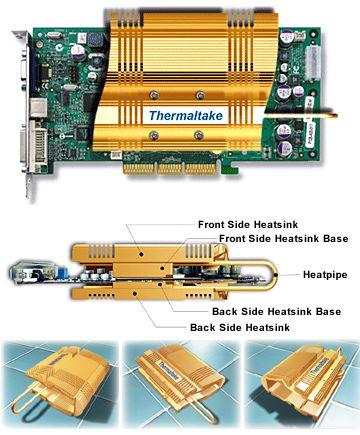 Thermaltake NV30 Cooler