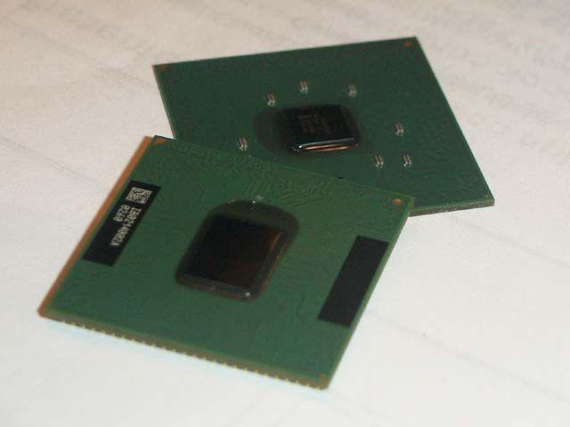 Pentium-M Chips