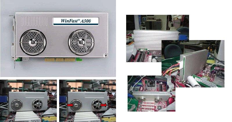 Leadtek WinFast A300 TD