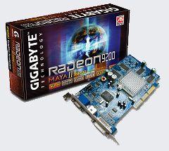 Gigabyte Maya II Radeon 9200