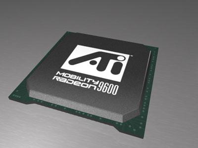 ATI Mobility Radeon 9600