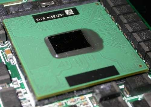 Intel Pentium-M Prozessor