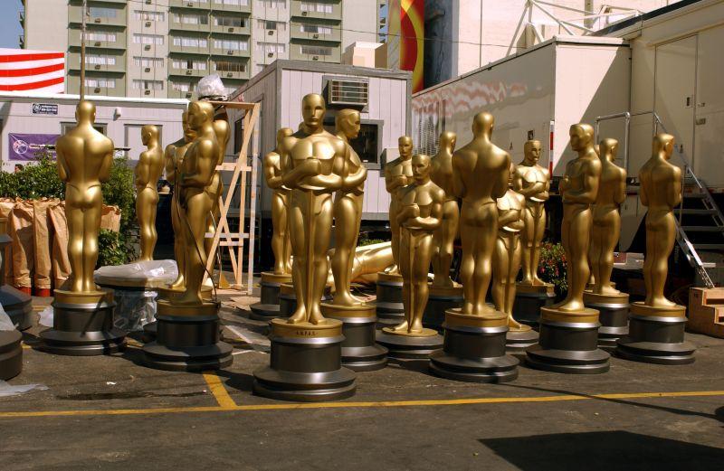 Vorbereitungen zur Oscar-Verleihung (© AMPAS)