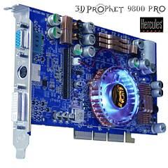 Hercules 3D Prophet Radeon 9800 Pro