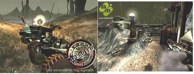 Screenshots aus dem Aquamark 3 (Trailer)