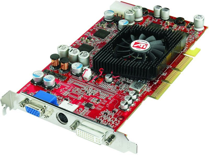 ATI Radeon 9800 Pro Referenzmodell