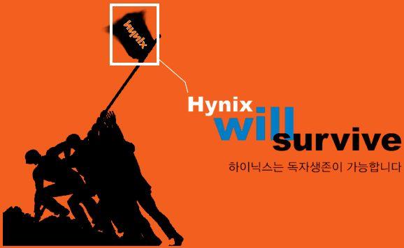 Hynix will survive?
