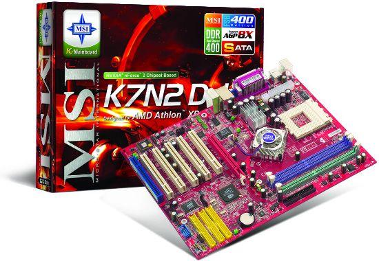 MSI K7N2 Delta-ISLR