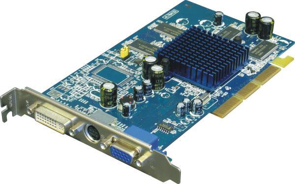 HIS Radeon 9200 ViVO