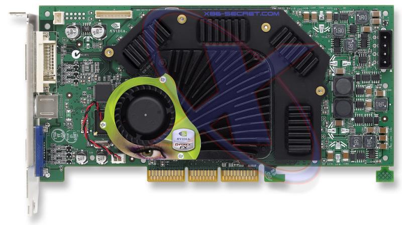 nVidia GeForce FX 5900 Ultra