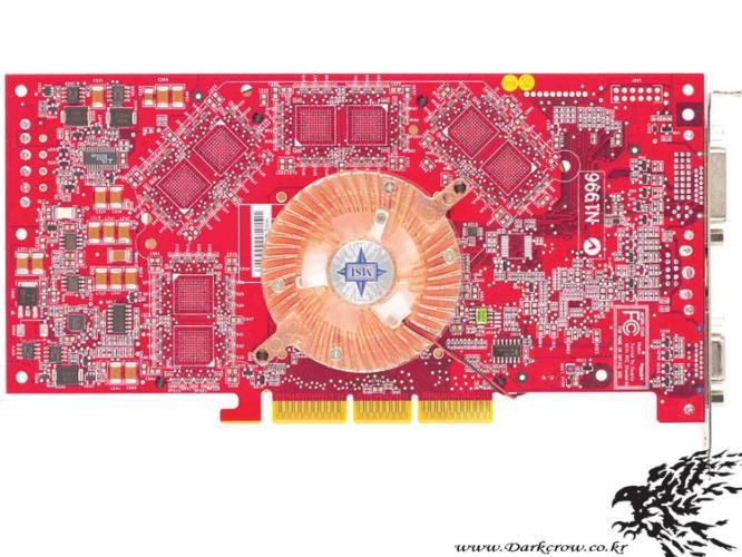 MSI GeForce FX 5900 Rückseite