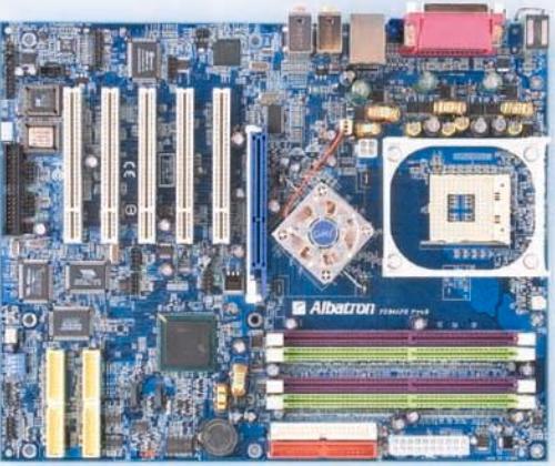 Albatron PX865PE Pro II