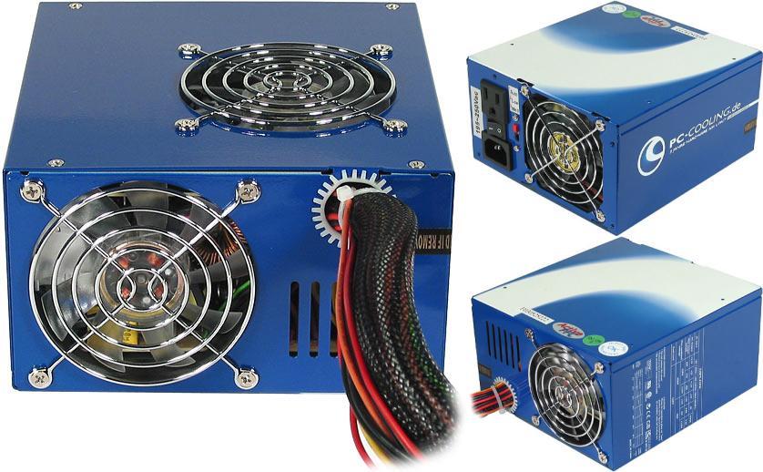 PC-Cooling TSP420P4 Silent-Netzteil Jubiläumsedition