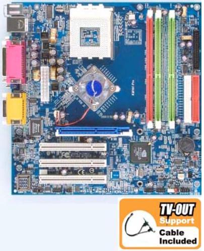 Albatron KM18G Pro