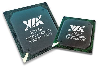 KT600 Chipsatz