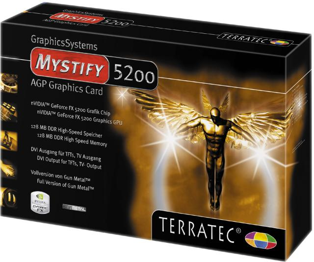 TerraTecs Mystify 5200