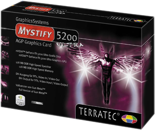 TerraTecs Mystify 5200 Ultra