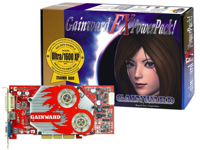 Gainward FX PowerPack! Model Ultra/1200 XP