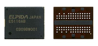 Elpida DDR2 Chips
