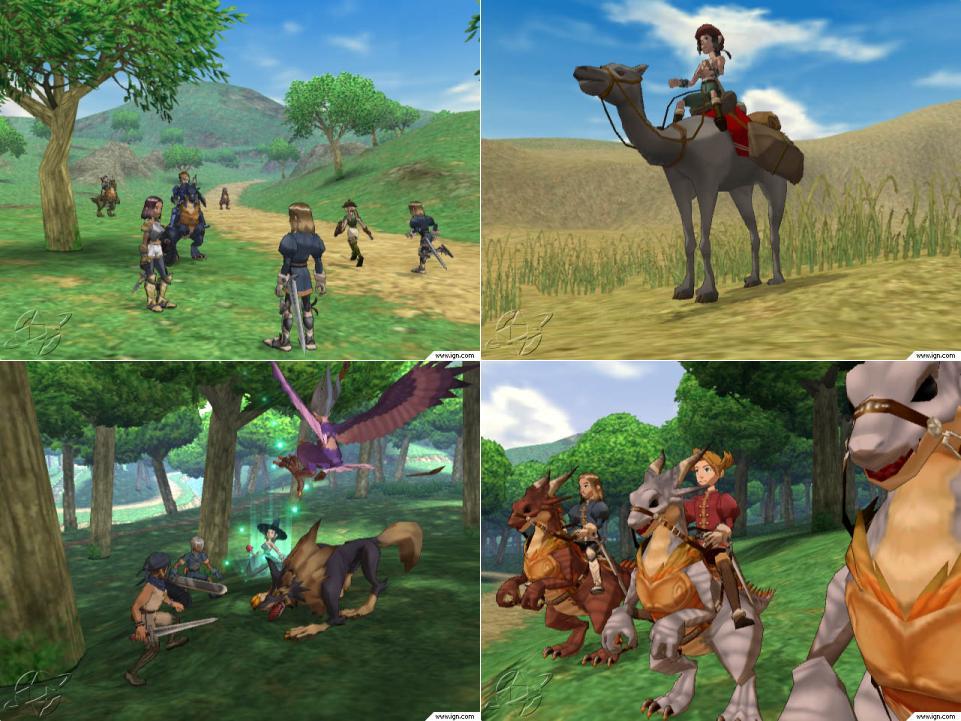 True Fantasy Live Screenshots