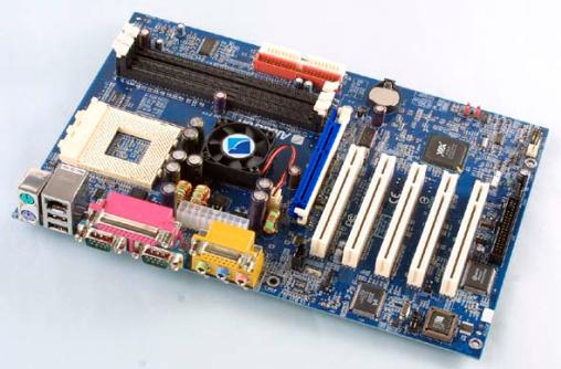 Albatron KX600 Pro