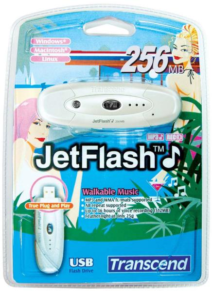 Transcend JetFlash Box