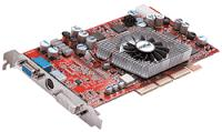 Crucial Radeon 9800 Pro