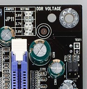 Memory Voltage