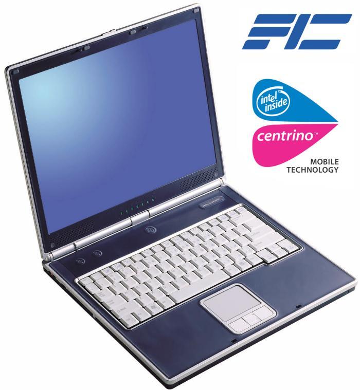FIC Centrino Notebook