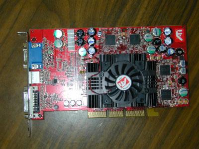 Radeon 9800 SE ?