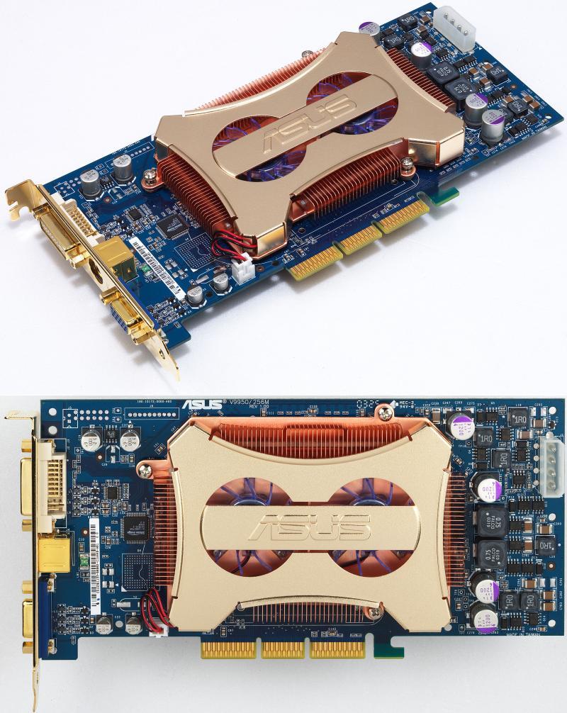 ASUS V9950 Ultra/TD mit 256MB
