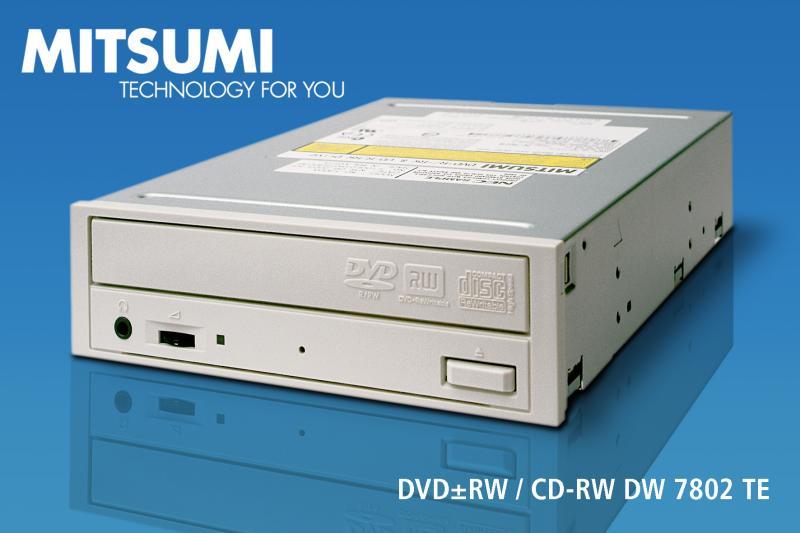Mitsumi DW-7802TE