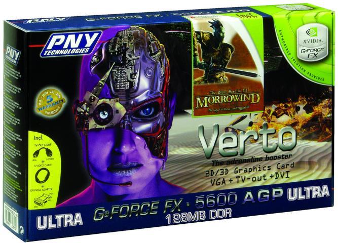 Verto FX 5600 Ultra Box