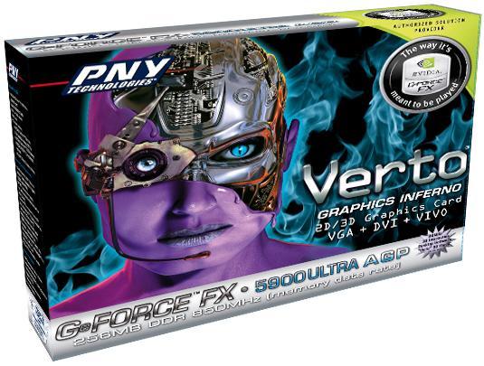 Verto FX 5900 Ultra Box