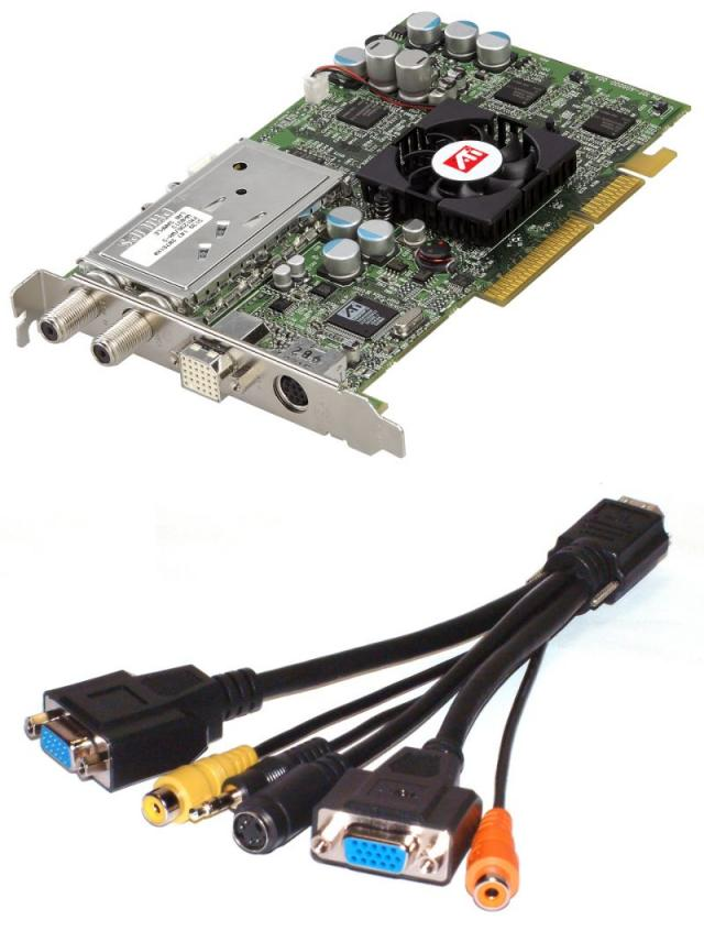 ATI All-In-Wonder 9600 Pro
