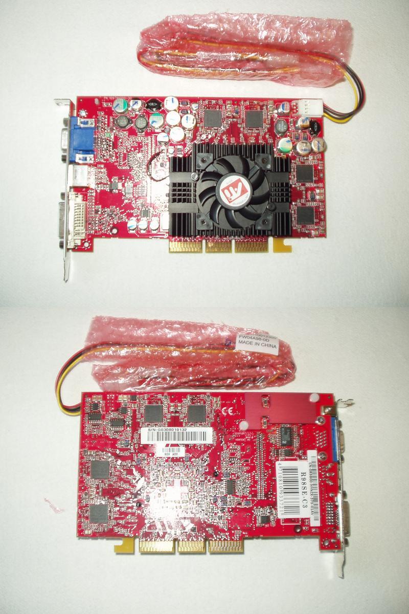 PowerColoer Radeon 9800SE
